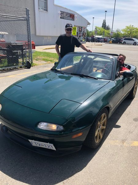 Brandon Green Miata